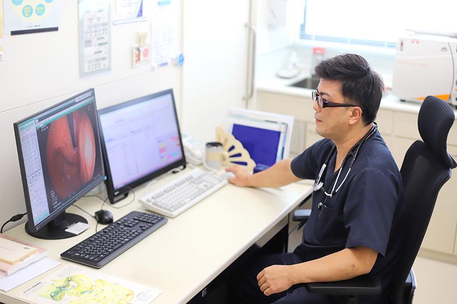 堀胃腸科医院|大腸内視鏡検査