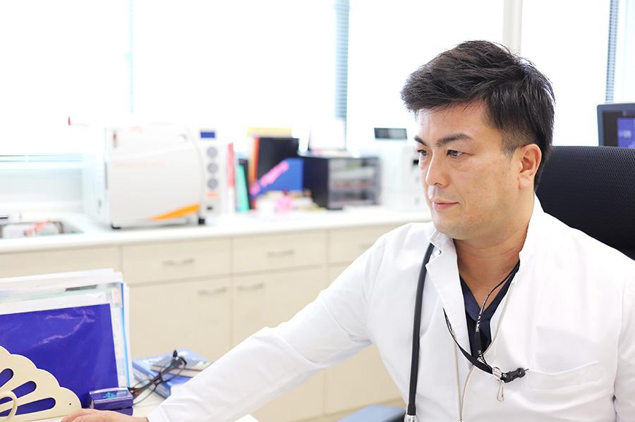 堀胃腸科医院|堀道大